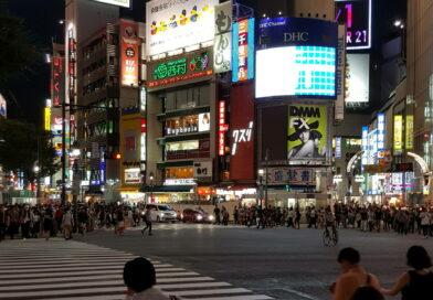 Willkommen in Tokio!