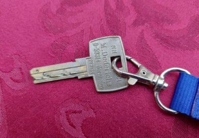 Ein Hoch auf den Euro-WC-Schlüssel!